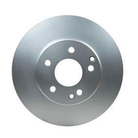 Bremsscheibe HELLA Art.No - 8DD 355 107-481 OEM: A210421241264 für MERCEDES-BENZ kaufen