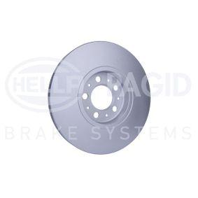 JZW615301D für VW, AUDI, SKODA, SEAT, Bremsscheibe HELLA (8DD 355 107-611) Online-Shop