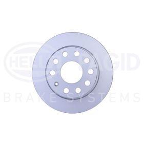 HELLA Спирачен диск 8DD 355 109-601