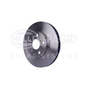 Discos de freno 8DD 355 110-911 HELLA