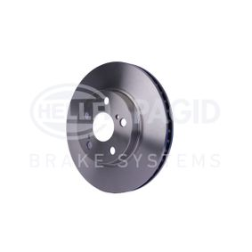 3 (BK) HELLA Disco de freno 8DD 355 110-911