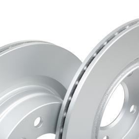 1 Schrägheck (E87) HELLA Bremsscheiben 8DD 355 111-281