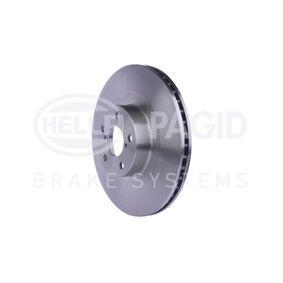 HELLA Bremsscheibe 26300FE010 für SUBARU, BEDFORD bestellen