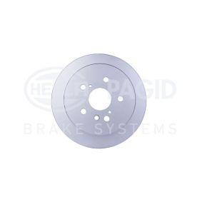 Bremsscheibe HELLA Art.No - 8DD 355 112-421 kaufen