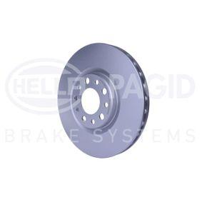 HELLA Bremsscheibe 51760621 für MERCEDES-BENZ, FIAT, ALFA ROMEO bestellen