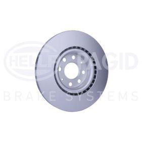 GRANDE PUNTO (199) HELLA Mando elevalunas 8DD 355 112-601