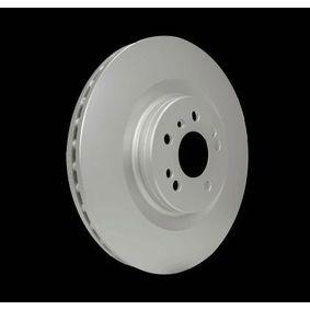HELLA Спирачен диск 1644210512 за MERCEDES-BENZ купете