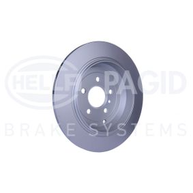 HELLA 8DD 355 113-211 Спирачен диск OEM - A1644231212 MERCEDES-BENZ, DAIMLER, DELPHI евтино