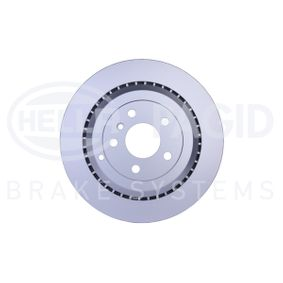 HELLA Спирачен диск A1644231312 за MERCEDES-BENZ, DAIMLER купете