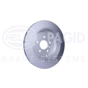 A1644231312 за MERCEDES-BENZ, DAIMLER, Спирачен диск HELLA (8DD 355 113-231) Онлайн магазин
