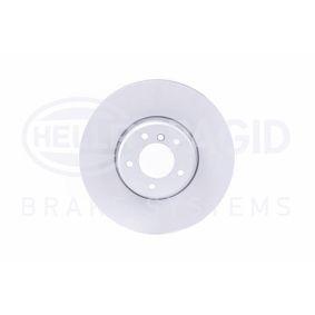 Bremsscheibe HELLA Art.No - 8DD 355 120-791 OEM: 34116779467 für BMW kaufen