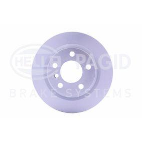 Bremsscheibe HELLA Art.No - 8DD 355 120-971 OEM: 34216792227 für BMW, MINI kaufen