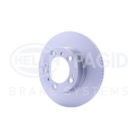 HELLA Bremsscheibe 98635140105 für VW, PORSCHE, LANCIA bestellen