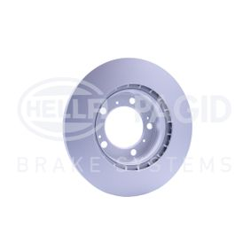 HELLA 8DD 355 125-451 Bremsscheibe OEM - 98635140105 LANCIA, PORSCHE, VW, A.B.S. günstig