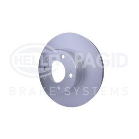 HELLA Bremsscheibe 1163081 für BMW bestellen