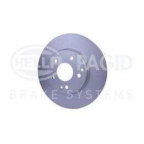 HELLA Bremsscheibe A210421241264 für MERCEDES-BENZ bestellen
