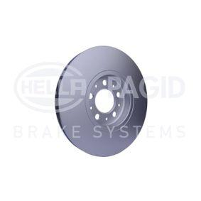 A210421241264 für MERCEDES-BENZ, Bremsscheibe HELLA (8DD 355 127-551) Online-Shop