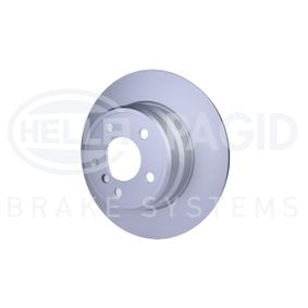 X5 (E53) HELLA Bremsscheiben 8DD 355 127-651