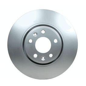 Bremsscheibe HELLA Art.No - 8DD 355 129-111 OEM: 402064155R für RENAULT, NISSAN, RENAULT TRUCKS kaufen