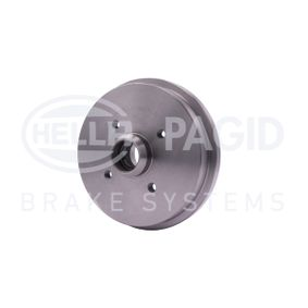 171501615 für VW, AUDI, SKODA, SEAT, PORSCHE, Bremstrommel HELLA (8DT 355 301-631) Online-Shop