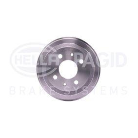 Bremstrommel HELLA Art.No - 8DT 355 301-961 kaufen
