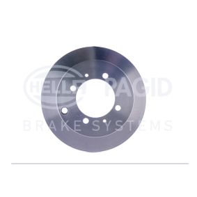HELLA Kondensator, Klimaanlage 6R0820411J für VW, AUDI, SKODA, SEAT, VOLVO bestellen