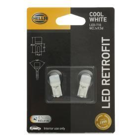 Bulb, interior light (8GL 178 560-601) from HELLA buy