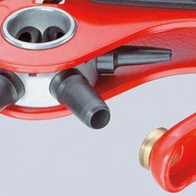 KNIPEX Tenazas perforadoras 90 70 220 SB tienda online