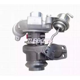 TURBORAIL Turbocompresor, sobrealimentación 9657603780 para FORD, CITROЁN, PEUGEOT, FIAT, ALFA ROMEO adquirir