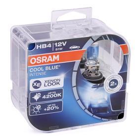 9006CBI-HCB Bulb, spotlight from OSRAM quality parts