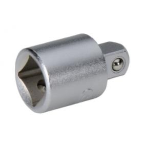 Zestaw adapterów powiększających, klucze zapadkowe 911.1234 KS TOOLS