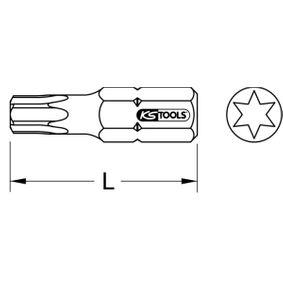 KS TOOLS Punta de atornillar 911.2303 tienda online