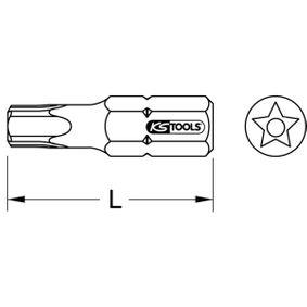 KS TOOLS Punta de atornillar 911.3107 tienda online