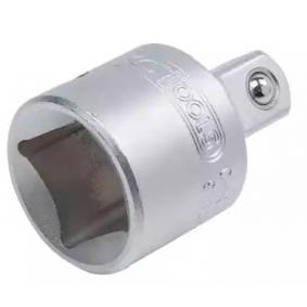 Adapter redukujący, klucz zapadkowy 911.3412 KS TOOLS