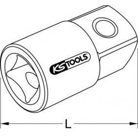 KS TOOLS Adapter redukujący, klucz zapadkowy (911.3412) w niskiej cenie