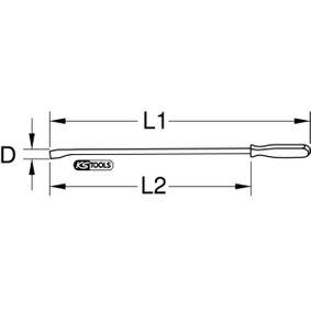 911.8104 Монтажен лост от KS TOOLS качествени инструменти