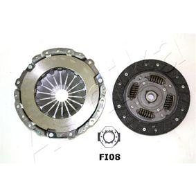 Clutch kit 92-FI-FI08 ASHIKA