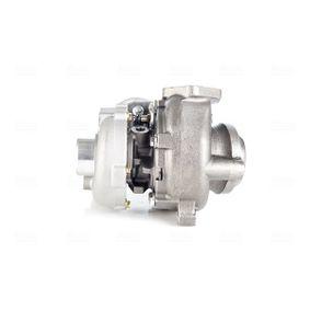 Turbolader 93107 NISSENS