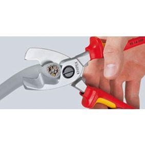 95 16 200 Kabelschere von KNIPEX Qualitäts Werkzeuge