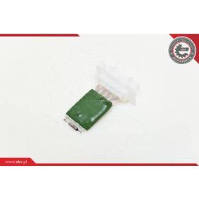 Odpor, vnitřní tlakový ventilátor 95SKV005 ESEN SKV