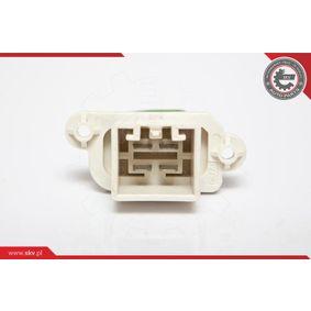 2S6H18B647AC für FORD, Widerstand, Innenraumgebläse ESEN SKV (95SKV021) Online-Shop