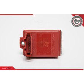 357907521 für VW, AUDI, SKODA, SEAT, CUPRA, Widerstand, Innenraumgebläse ESEN SKV (95SKV033) Online-Shop
