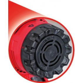 Secador de aire caliente de KS TOOLS 960.1190 en línea