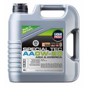0W-20 Моторни масла LIQUI-MOLY 9705 онлайн магазин
