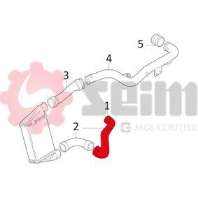 8D0145828G für VW, AUDI, SKODA, SEAT, Ladeluftschlauch SEIM (981053) Online-Shop