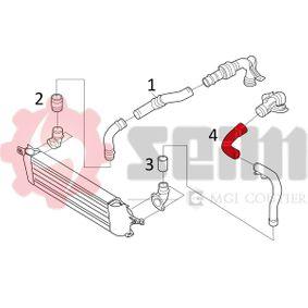 14463JD50D für NISSAN, Ladeluftschlauch SEIM (981454) Online-Shop
