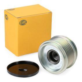 038903119A für VW, AUDI, SKODA, SEAT, PORSCHE, Generatorfreilauf HELLA (9XU 358 038-041) Online-Shop