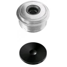 Generatorfreilauf HELLA Art.No - 9XU 358 038-791 OEM: C2S3710 für JAGUAR kaufen
