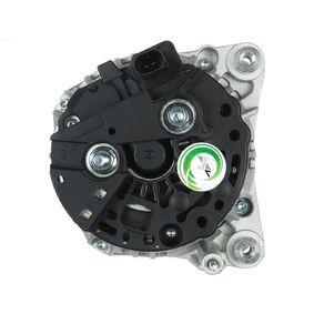 Golf V Хечбек (1K1) AS-PL Алтернатор генератор A0059