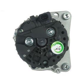 Golf V Хечбек (1K1) AS-PL Алтернатор генератор A0180